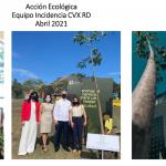 Siembra Tu Frente: Acción ecológica en Santo Domingo, República Dominicana