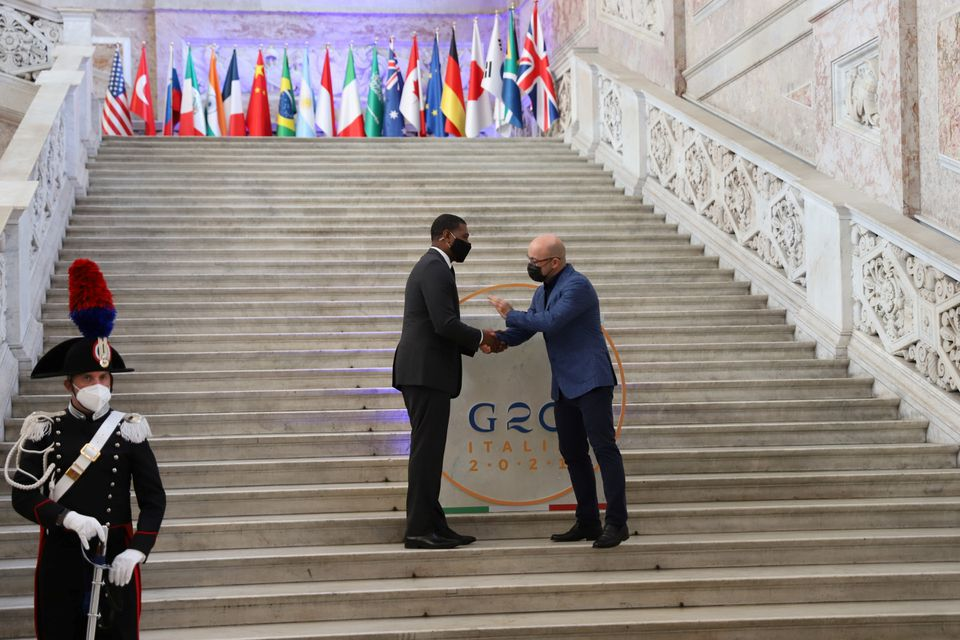 G20 fails to agree on climate goals in communique – Reuters